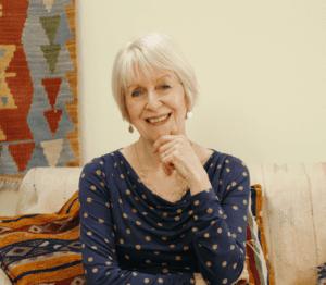 author Imogen Matthews