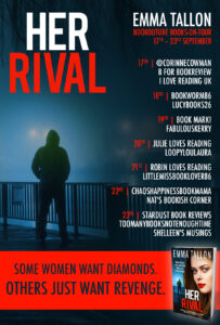 Her Rival blog tour banner