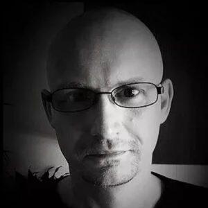 author Jonathan Peace