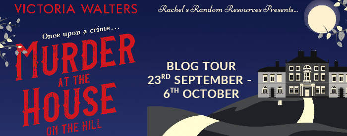 Murder at the House on the Hill banner