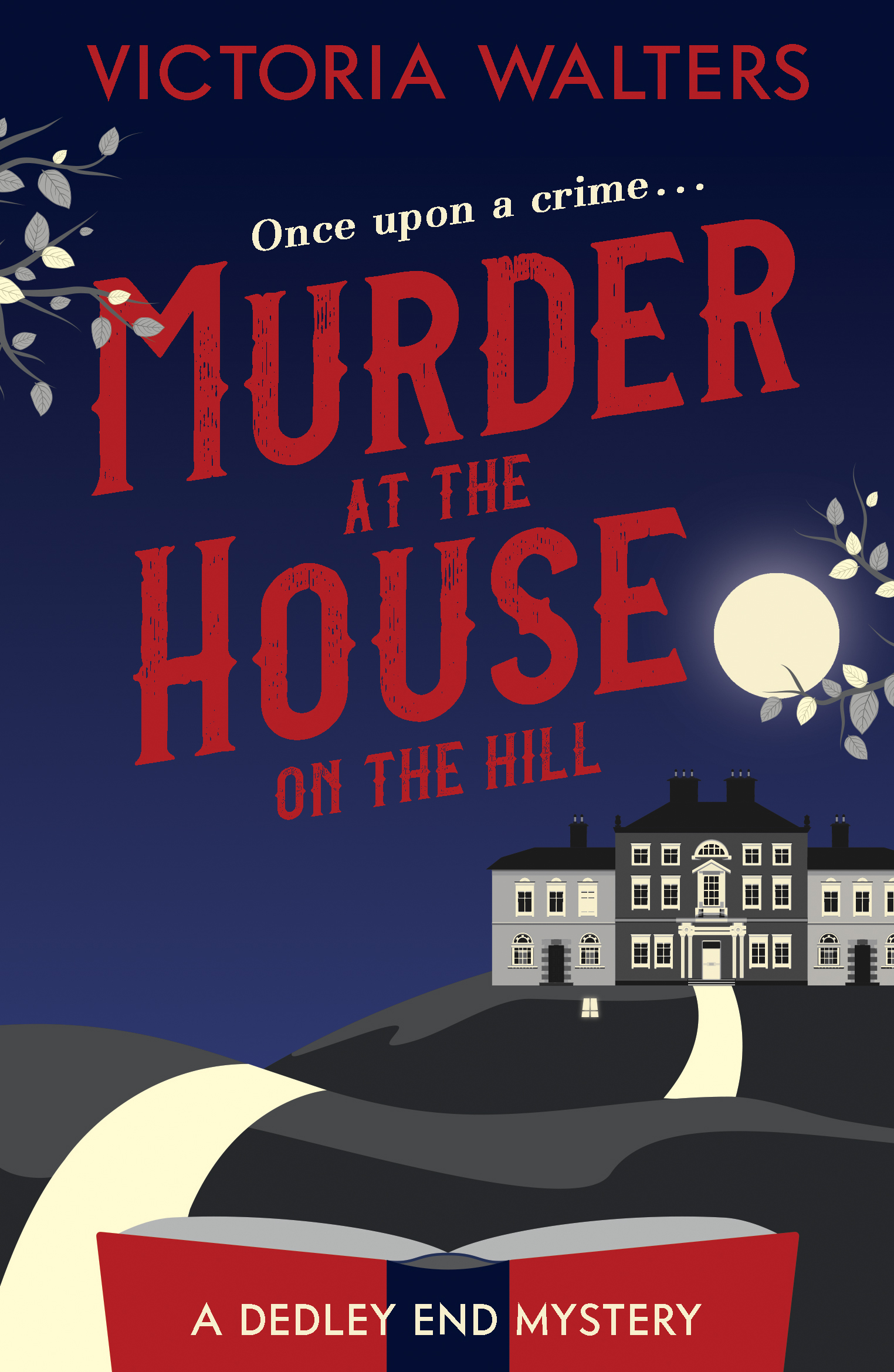 Murder at the House on the Hill book cover