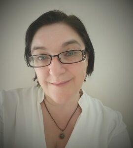 author Jessica Thorne