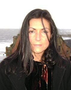 author Rebecca Griffiths