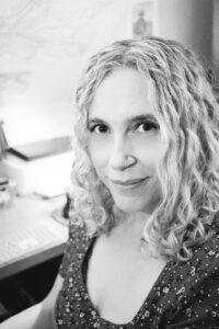 author Rebecca Mascull