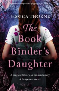 The Bookbinder's Daughter book cover