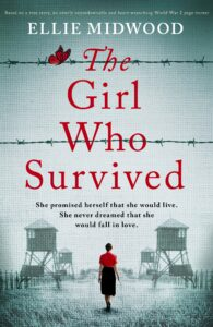 The Girl Who Survived book cover