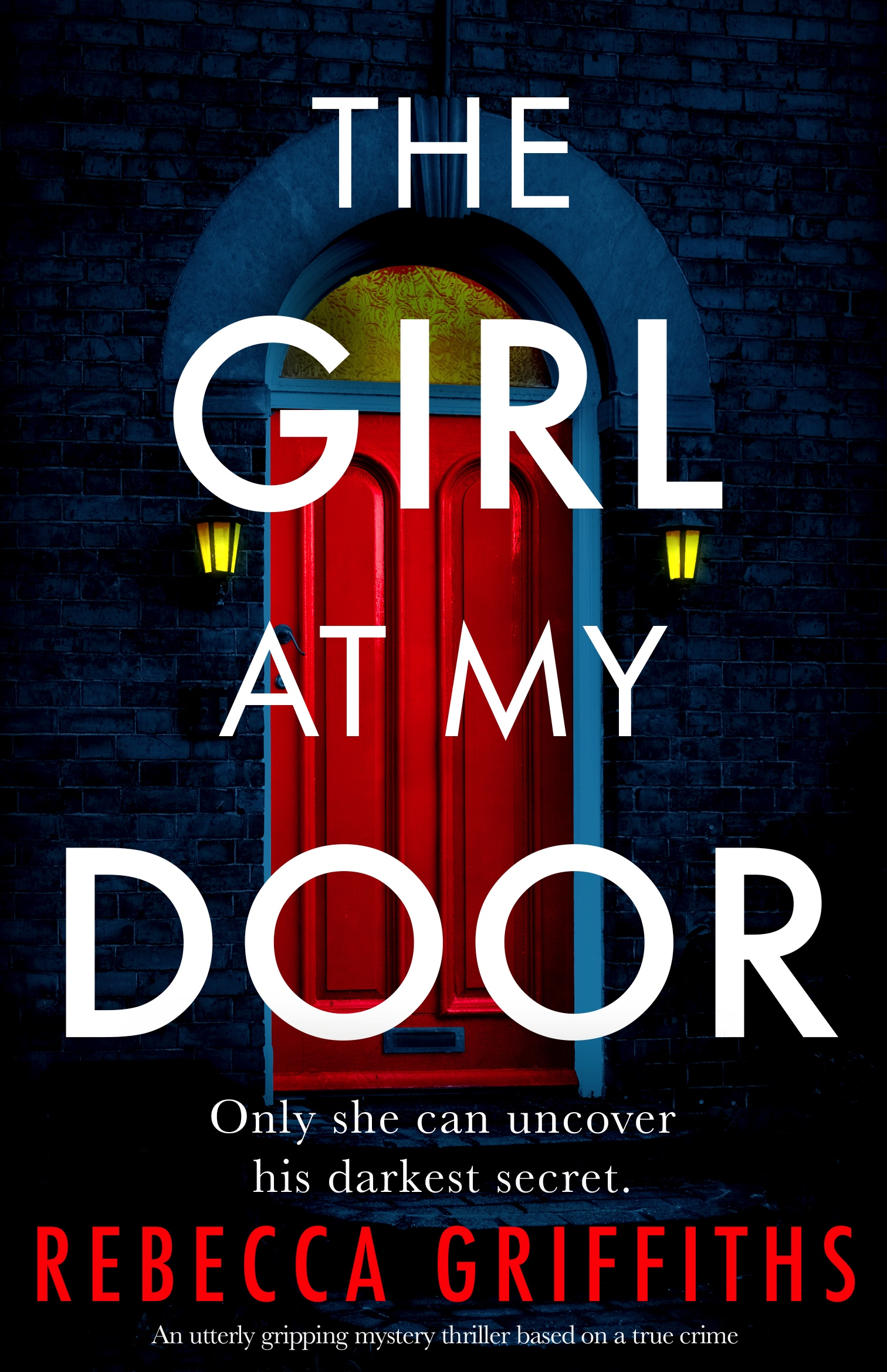 The Girl At My Door book cover