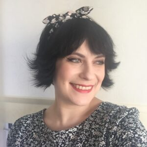 author Victoria Walters