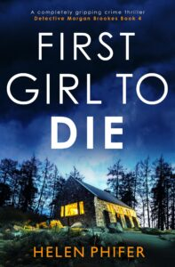 First Girl To Die book cover