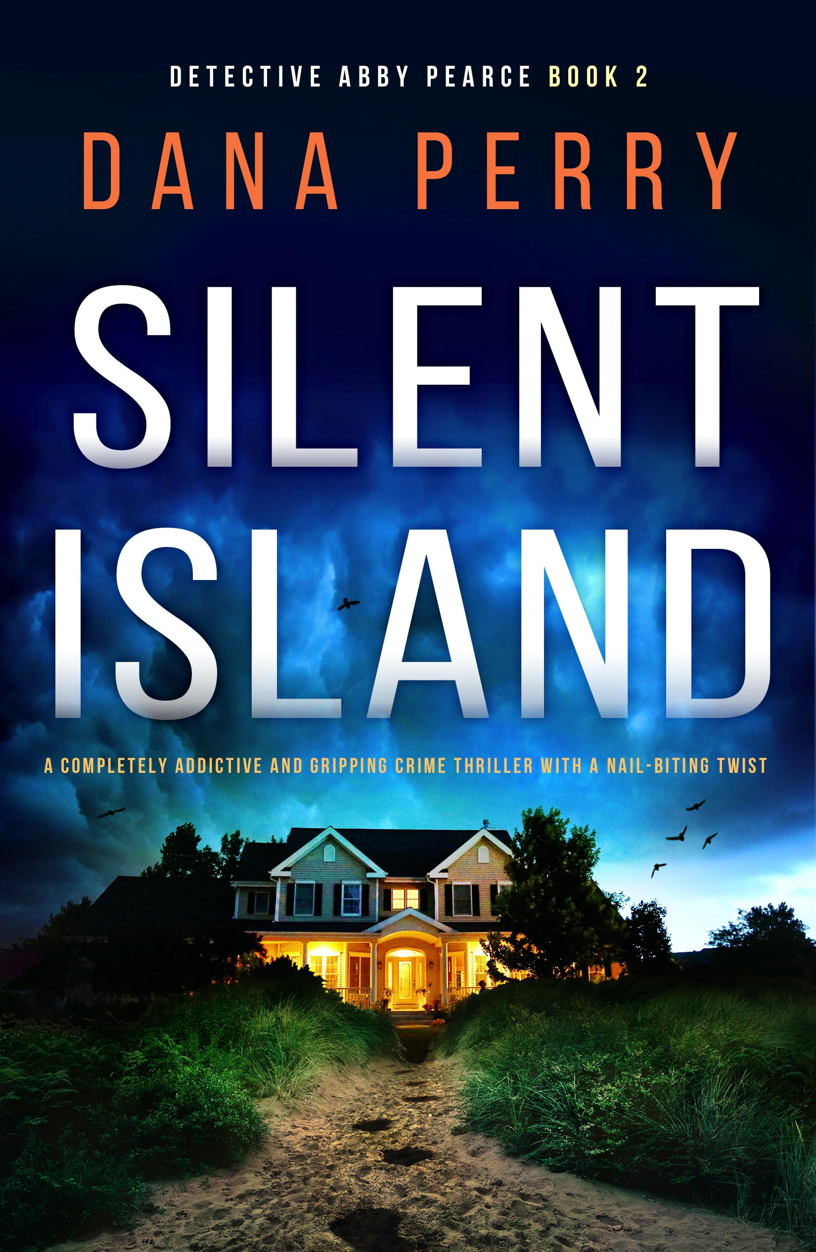 Silent Island book cover