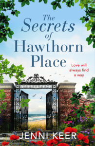 The Secrets of Hawthorn Place book cover