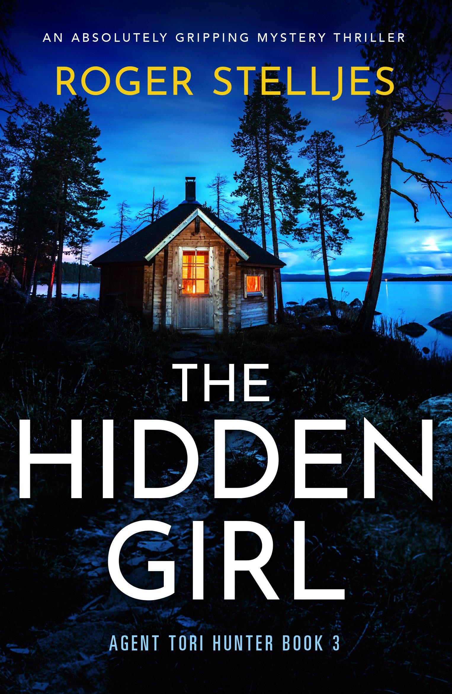 The Hidden Girl book cover