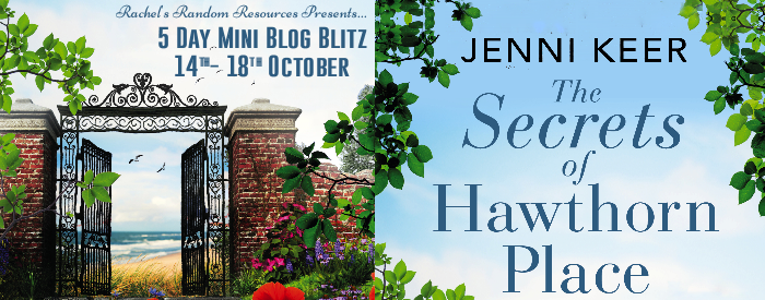 The Secrets of Hawthorn Place banner
